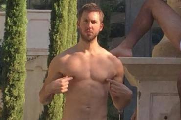 Calvin Harris, è paccone Instagram