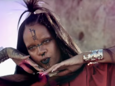 Sledgehammer di Rihanna, il video ufficiale da Star Trek 3