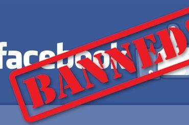 Facebook, dopo un mese è terminata la censura ai danni di Spetteguless e Arcobamedia