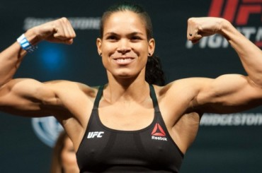 Amanda Nunes, prima lottatrice campionessa UFC  dichiaratamente lesbica