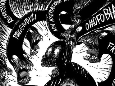 Zerocalcare e le unioni civili, il meraviglioso fumetto per WIRED