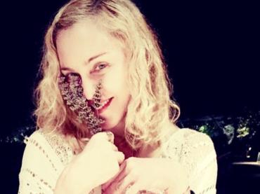 Madonna saluta la Puglia, 'goodbye Salento ti voglio bene, ciao Italia' – foto