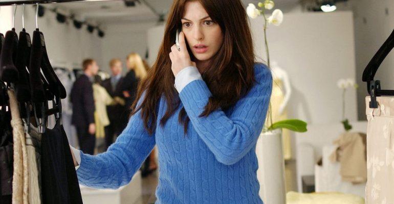 Anne Hathaway celebra i 10 anni de Il Diavolo Veste Prada: il film che mi ha cambiato la vita