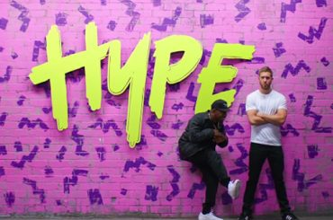 Dizzee Rascal ft. Calvin Harris 'Hype', video ufficiale