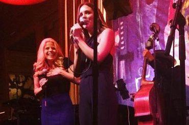 Smash, Katharine McPhee e Megan Hilty di nuovo insieme – il video del duetto nostalgia