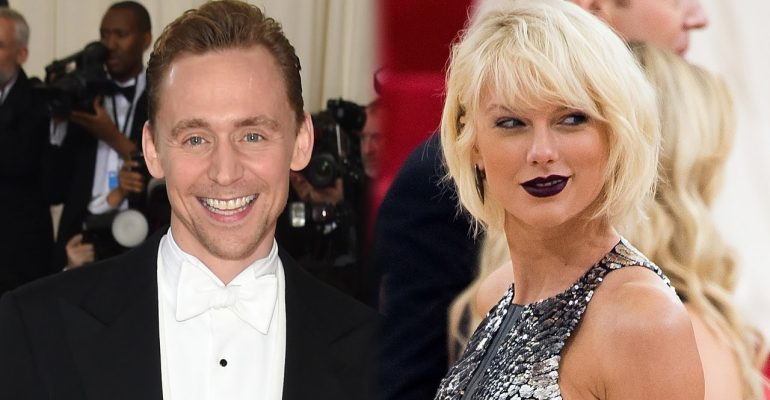 Tom Hiddleston, è pacco a sorpresa