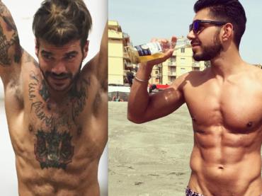 Uomini e Donne gay, Claudio Sona e Emanuele Maringola tronisti e/o corteggiatori?