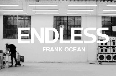 Frank Ocean con Endless, ecco il visual album per Apple Music