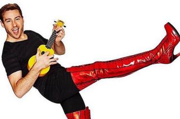 Kinky Boots, l'ex olimpionico Matthew Mitcham formato 'drag' per promuovere il musical