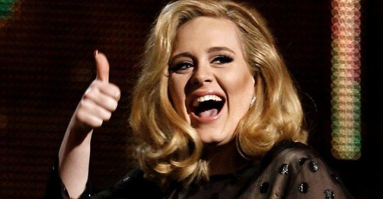 Adele, addio tour: chiude la sua società che se ne occupava