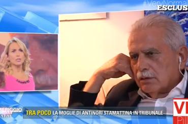 Pomeriggio Cinque, Severino Antinori dà della puttana a Barbara D'Urso in diretta tv?  Video