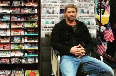 Chris Hemsworth, muscoli Instagram – la trasformazione in un anno: foto