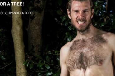 Got Wood, australiani nudi per dire basta alla deforestazione globale – il calendario
