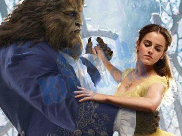 Emma Watson, prima foto di Elle con la Bestia per il live-action Disney