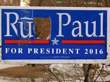 Sarah Silverman lancia l'alternativa alla Clinton e a Trump: RU PAUL Presidente