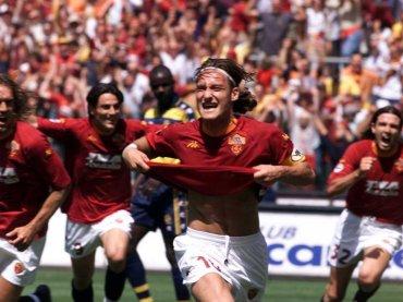 40 anni di mito assoluto – #AuguriCapitano – Auguri Francesco Totti (la gallery ormonale)