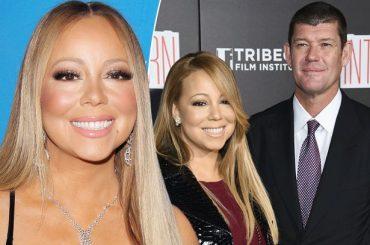 Mariah Carey ha VENDUTO l'anello da 8.5 milioni di dollari dell'ex James Packer