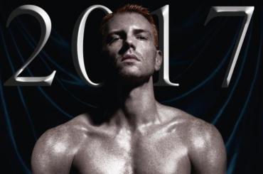 Red Hot 2017, cover e prime immagini dal calendario dei ROSSI più boni del mondo