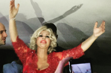 Wonder, Tina Cipollari regina queer al Borgo di Milano – le foto Instagram