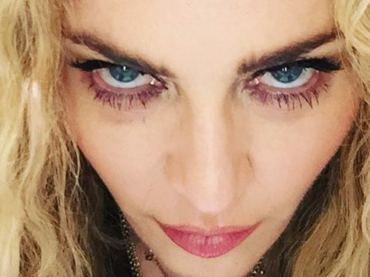 Halloween Vip 2016, Madonna al naturale: 'dolcetto o scherzetto?'