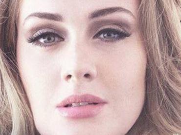 Meraviglia Adele sulla cover di Vanity Fair: 'dov'è il suo Nobel?'