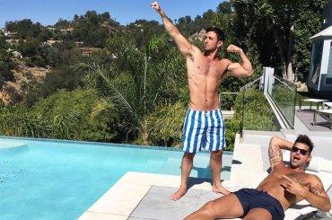 Jwan Yosef , on line nuove foto porno del futuro sposo di Ricky Martin – gallery