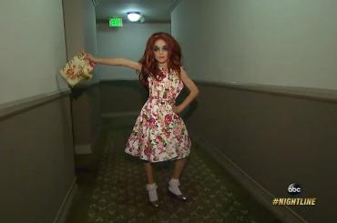 Halloween con la vera Bob The Drag Queen per il bimbo di 9 anni che si era mascherato da lei – video