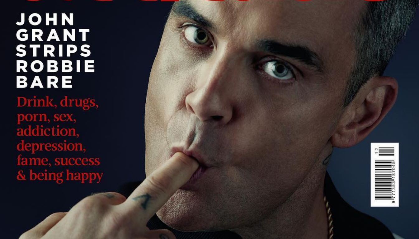 from Zaiden robbie williams is gay