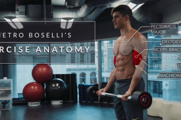 Exercise Anatomy, Pietro Boselli 'professore di educazione fisica' su Youtube – video