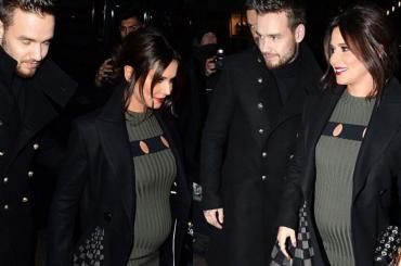 Cheryl Cole è incinta di Liam Payne, le foto della panza