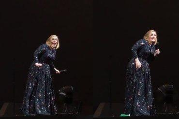 Messico, Adele impazzisce davanti ad un pipistrello – video
