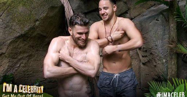 I'm A Celebrity, docce sexy per Joel Dommett e Adam Thomas – foto