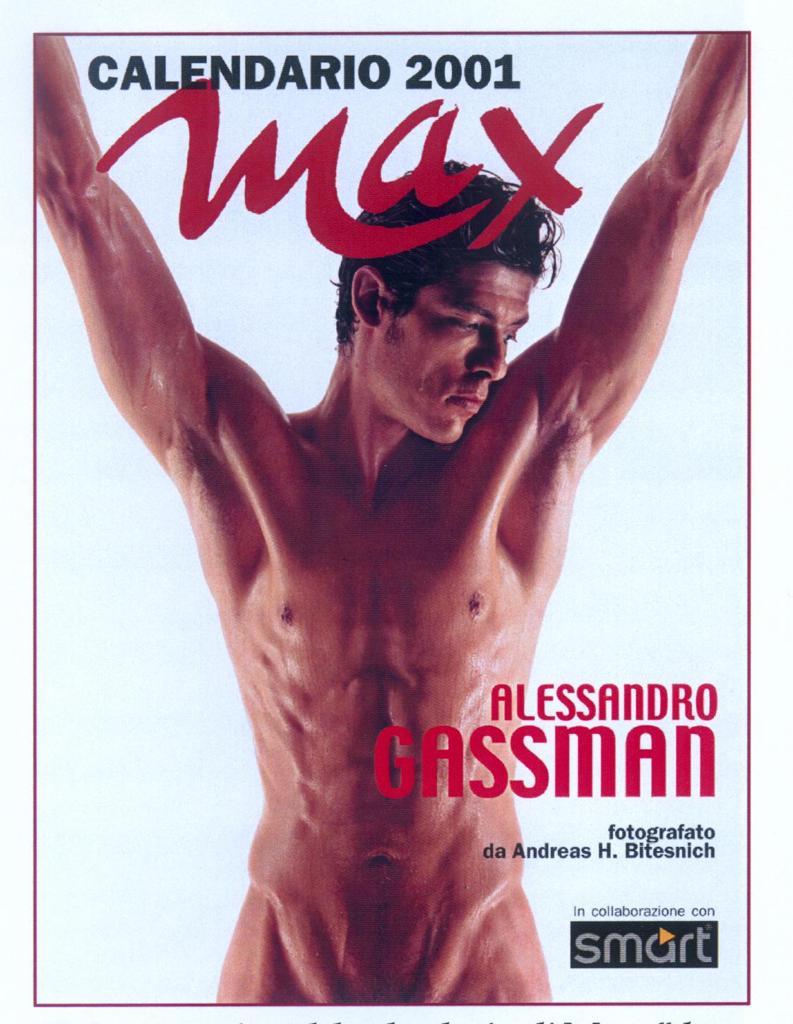 Calendario Gassman.Alessandro Gassman Seminudo Per Lo Spot Rio Mare Video