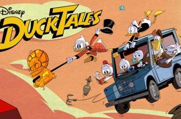 DuckTales, il ritorno nel 2017 – il teaser trailer