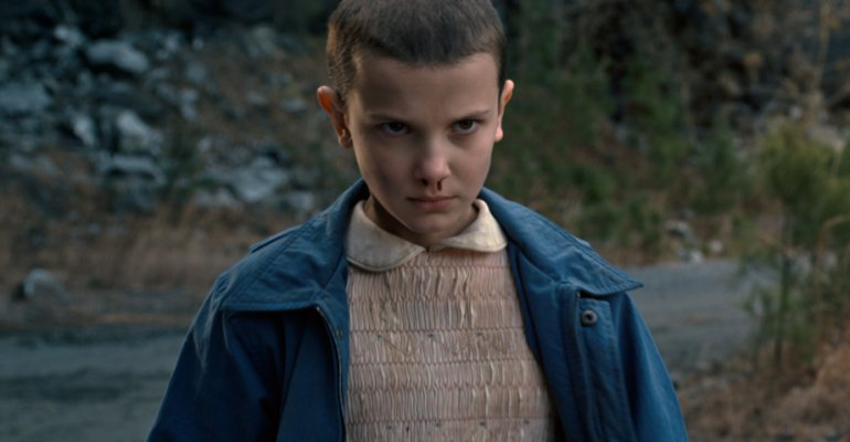 "Millie Bobby Brown delira: ""Vorrei interpretare Amy Winehouse  al cinema"""