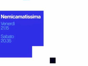Nemica Amatissima, il promo tv con la sigla in sottofondo – video