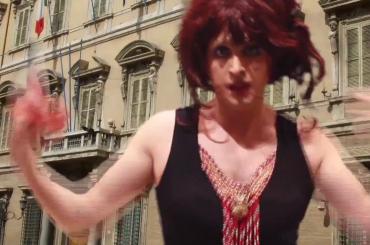 Referendum, arriva la parodia DRAG di TeleGender – video