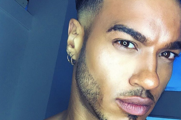 X-Factor Uk, Marlon McKenzie gnocco Instagram – foto