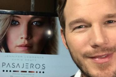 Chris Pratt – braccia granitiche, ascelle pelose e lividi su Instagram – foto