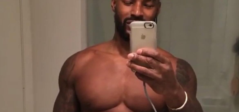 Tyson Beckford desnudo: el modelo y actor se hace