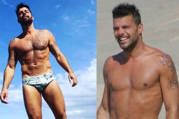 Ricky Martin compie 45 anni, festeggiamolo con tutte le foto HOT – gallery