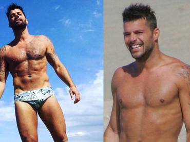 Ricky Martin compie 47 anni, festeggiamolo con tutte le foto HOT – gallery Instagram