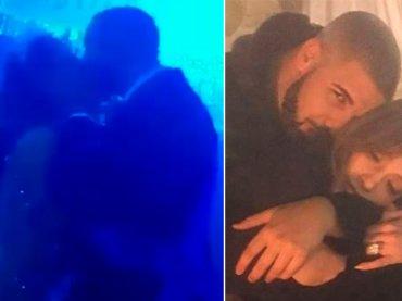 Drake e Jennifer Lopez, primo bacio mentre ballano sulle note del loro inedito duetto – video