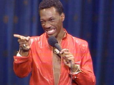 Delirious, su Netflix UK l'omofobo spettacolo del 1983 di Eddie Murphy
