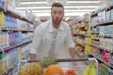 """""""Can't Stop The Feeling"""" di Justin Timberlake è la canzone più venduta del 2016"""