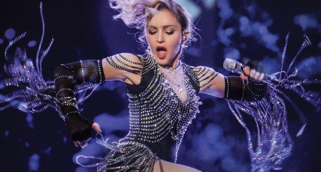 Madonna E In Puglia Compleanno In Salento Per The Queen Spetteguless