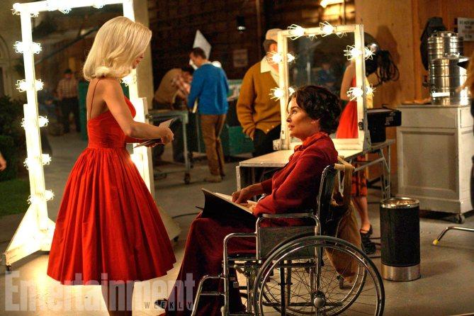 FEUD  2017 Jessica Lange as Joan Crawford