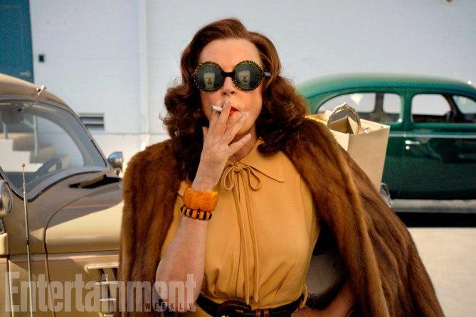 FEUD  2017 Susan Sarandon as Bette Davis