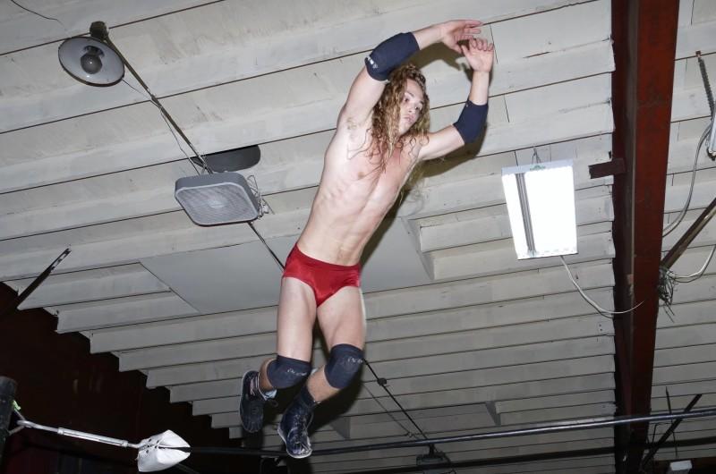 gay gallery wrestler