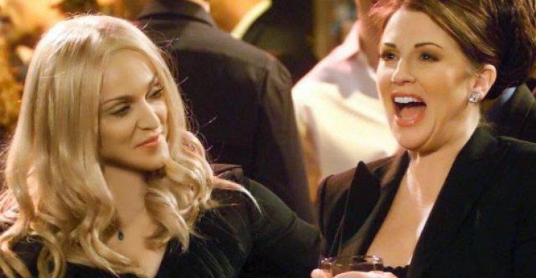 Will & Grace, Megan Mullally confessa: 'Madonna non conosceva neanche i nostri nomi, ma chi se ne frega'